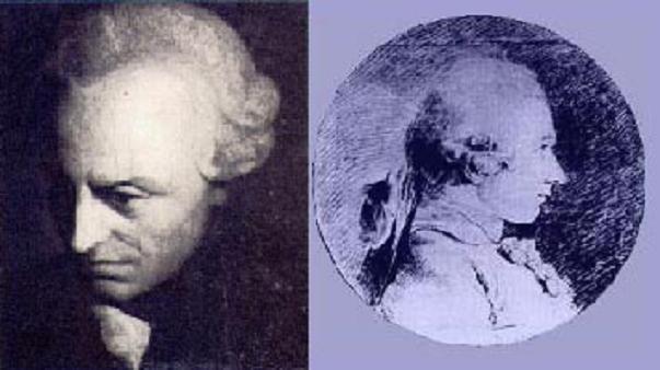 Kant e Sade: o casal ideal