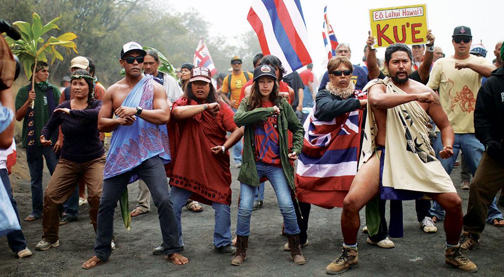 A luta por autodeterminação no Havaí