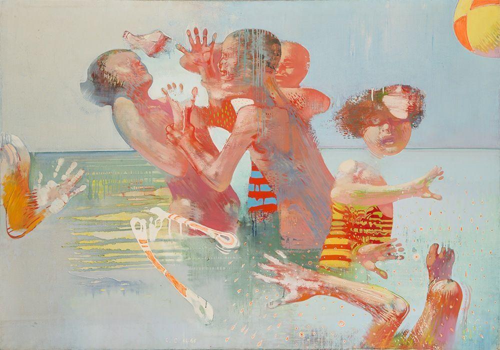 Cremonini, pintor do abstrato