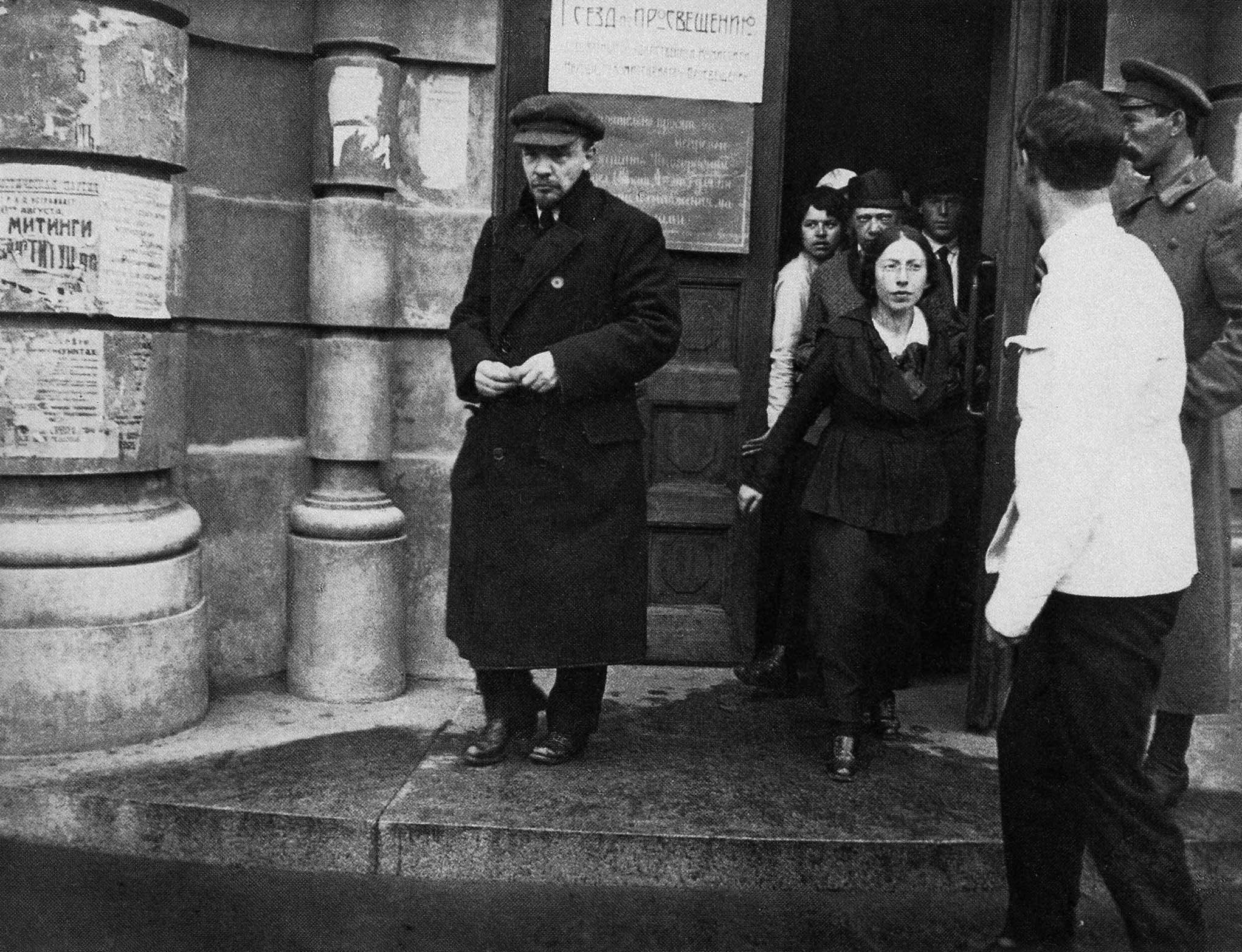 Carta de Lênin a Rosa Luxemburgo