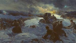 Fiódor Usipenko. Operação Noturna (1958)