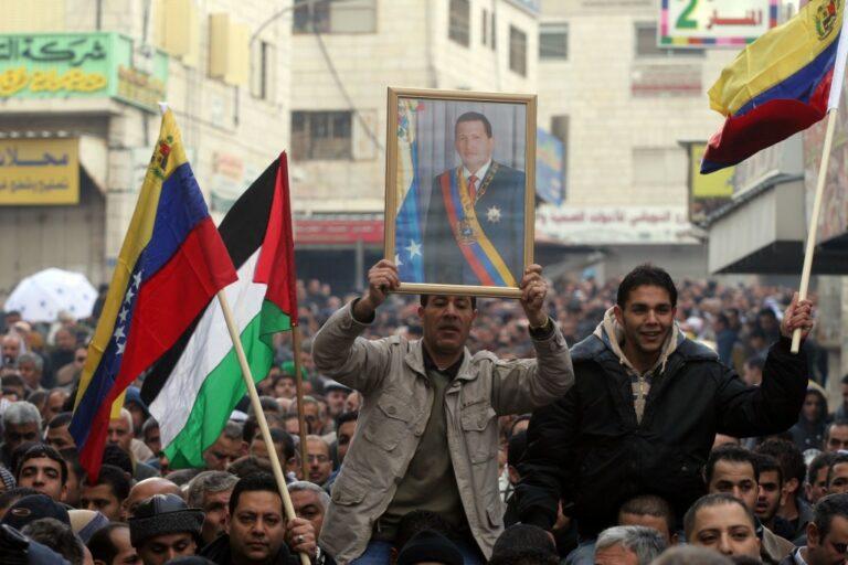Carta de Hugo Chávez ao Secretário-Geral das Nações Unidas apoiando o reconhecimento do Estado Palestino