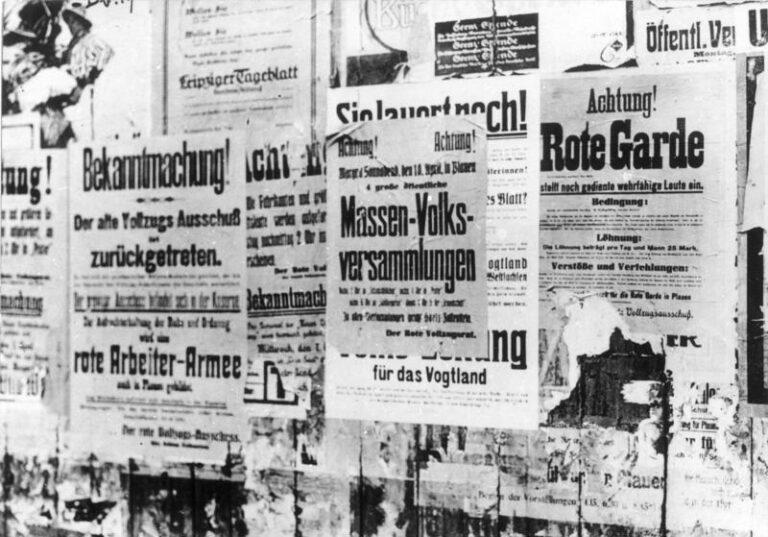 Alemanha, 1921: A Ação de Março
