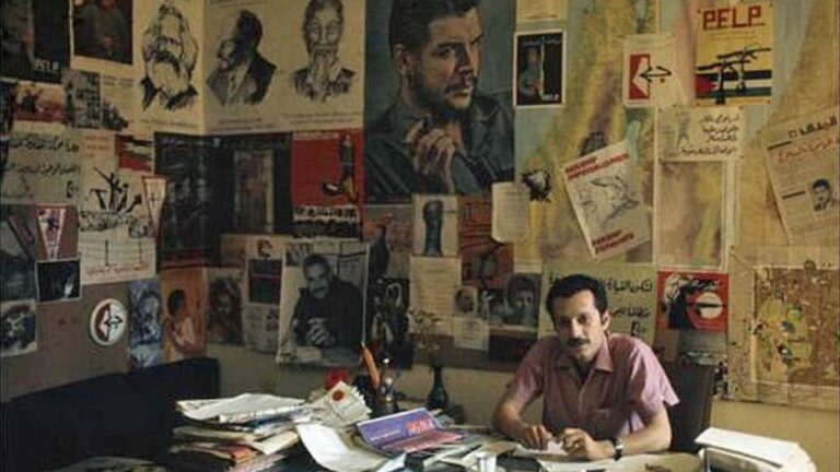 Ghassan Kanafani: a voz da Palestina