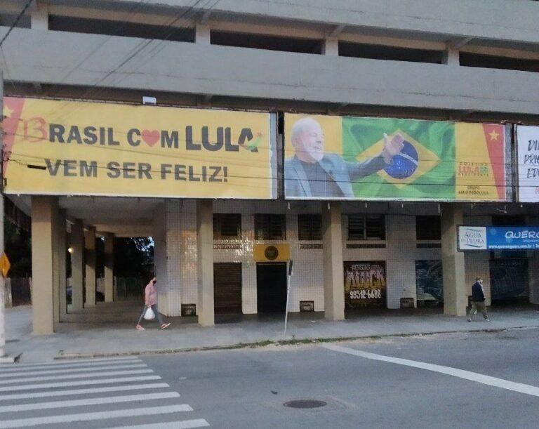 O Lula místico