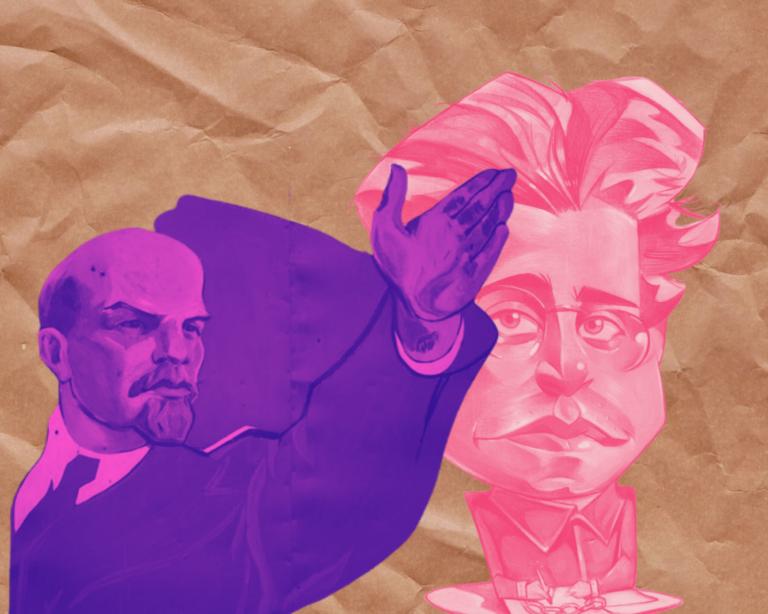 Gramsci, herdeiro de Lenin: o problema da relação entre teoria e paixão